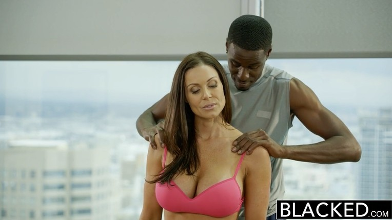 Amazing MILF Kendra Takes the Biggest Black Cock